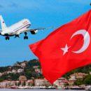 Первый вылет в Турцию