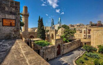Баку старый город