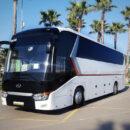Компания «Континенталь» договрилась с транспортной компанией о предоставлении туристических автобусов 2018 — 2019 годов для перевозки туристов на Черное море.