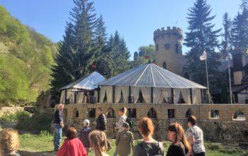 Кисловодск из Астрахани замок